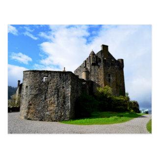 Scotland's Eileen Donan Castle Postcard