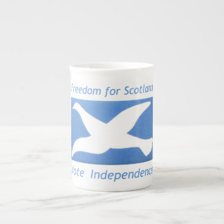 Scotland's Independence ~ show your support 2014! Tea Cup