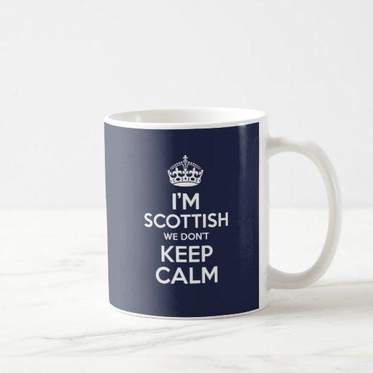 Scots Don't Keep Calm Coffee Mug