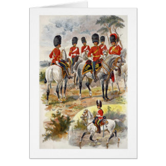 Scots Greys Card