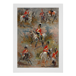 Scots Greys Poster