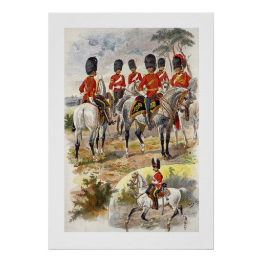 Scots Greys Posters