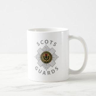 Scots Guards 2 Classic White Coffee Mug