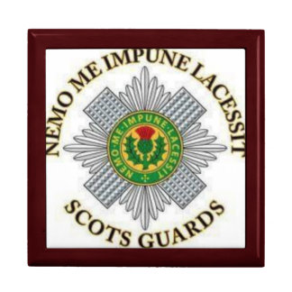 Scots Guards Gift Box