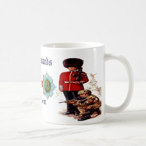 Scots Guards Mug.