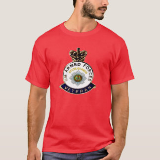 Scots Guards Veteran's T-Shirt