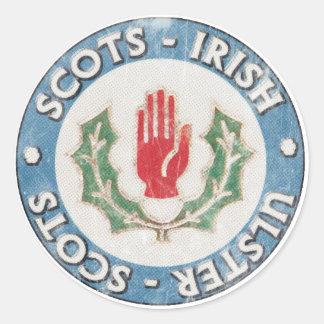 Scots-Irish / Ulster-Scots stickers