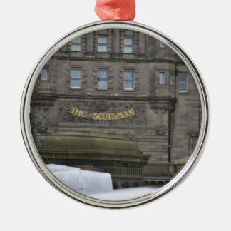 scotsman christmas ornament