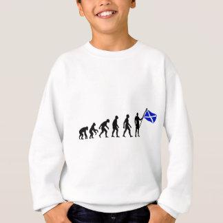 Scotsman evolves sweatshirt
