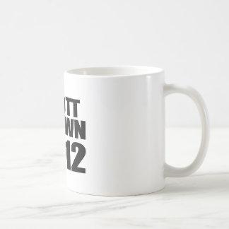 Scott Brown 2012 Mug
