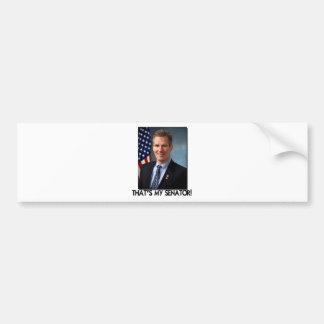 Scott Brown,That's My Senator! Bumper Stickers