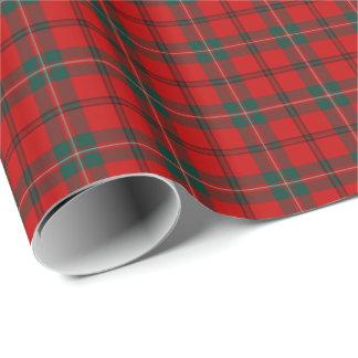 Scott Clan Tartan Wrapping Paper
