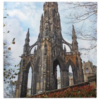 scott monument.jpg napkin