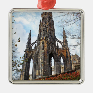 scott monument.jpg Silver-Colored square decoration