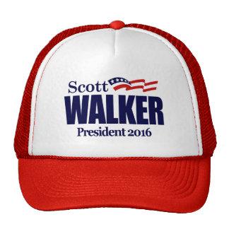 Scott Walker 2016 Cap