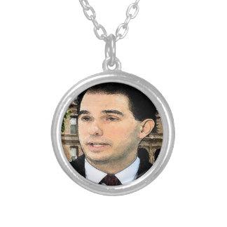 Scott Walker For President 2016 Necklaces