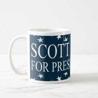 Scott Walker President 2016 Coffee Mug