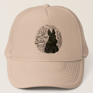 Scottie Basics Trucker Hat