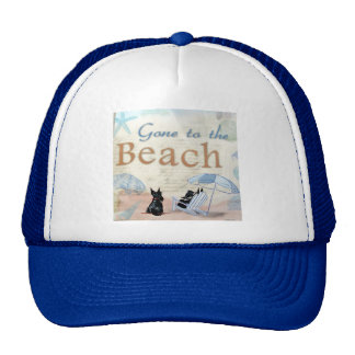 Scottie Beach Trucker Hats