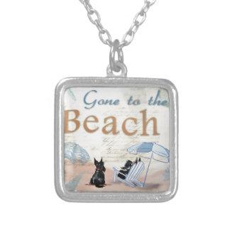 Scottie Beach Custom Necklace