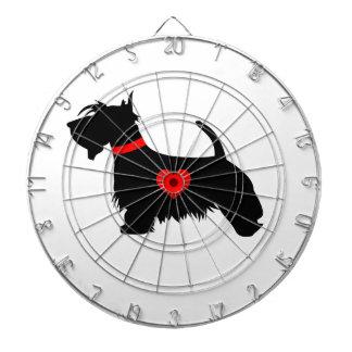 Scottie Dog Dartboard