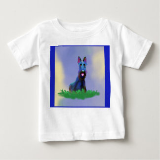 Scottie Dog Kid's T-Shirt