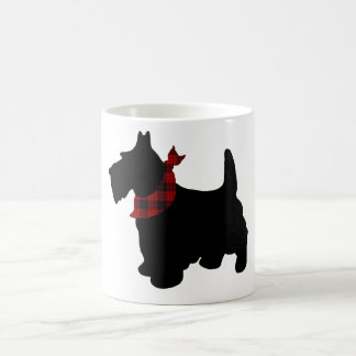 Scottie Dog Morphing Mug