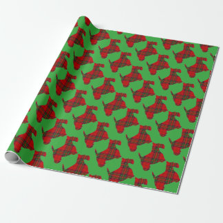 Scottie Dog Wrapping Paper