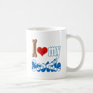 Scottie I love my Scottie Mugs