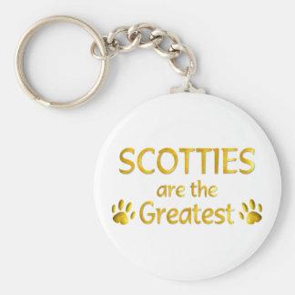 Scottie Keychains