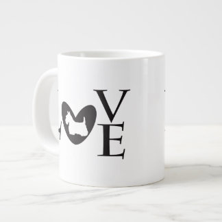 Scottie love jumbo 20 oz mug