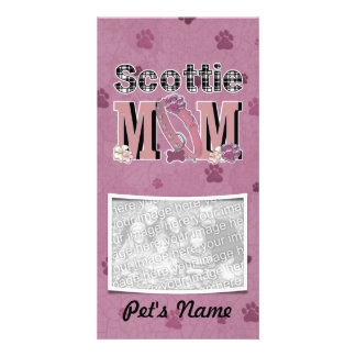 Scottie MOM Photo Cards