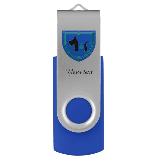 Scottie No 8 Royal Crown USB Flash Drive