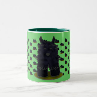 Scottie Pattern Mug