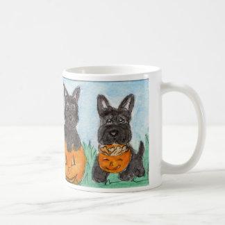 Scottie Personalised Mug scottish terrier