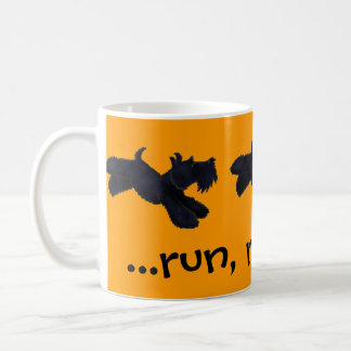 Scottie Run Mug