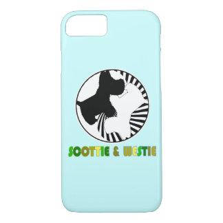 Scottie & Westie iPhone 7 Case