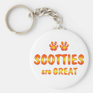 Scotties are Great Keychains