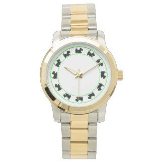 Scotties Rock Around Wristwatch