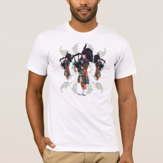 Scottish Bagpipes T-Shirt