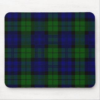 Scottish Black Watch Tartan Mousepad