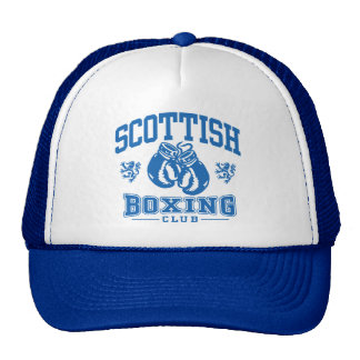 Scottish Boxing Hat