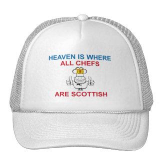 Scottish Chefs Trucker Hat