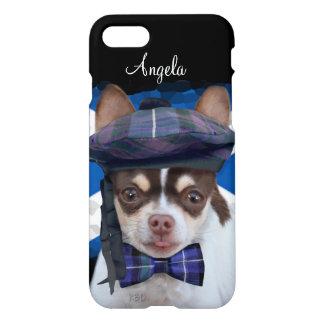 Scottish Chihuahua dog iphone 7 case