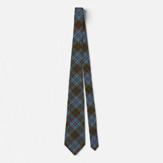 Scottish Clan Anderson Tartan Tie