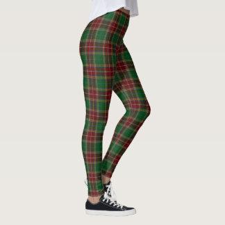 Scottish Clan Baxter Tartan Leggings
