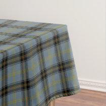 Scottish Clan Bell Tartan Tablecloth