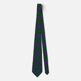 Scottish Clan Carmichael Tartan Tie
