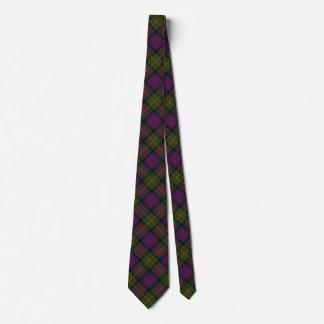 Scottish Clan Carnegie Tartan Tie