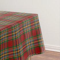 Scottish Clan Chattan Tartan Tablecloth